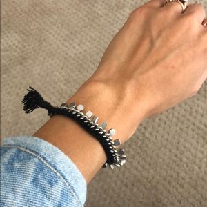 Madewell Mixed Material Bracelet